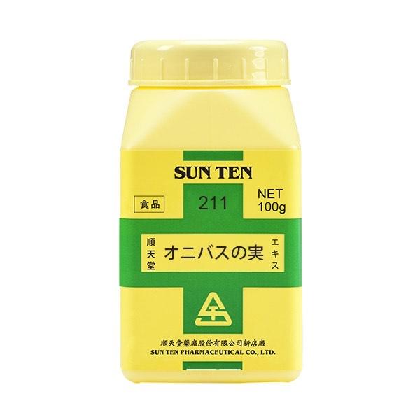 ST211オニバスの実エキス含有加工食品